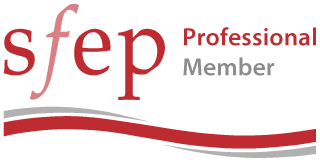 professional member of the SfEP